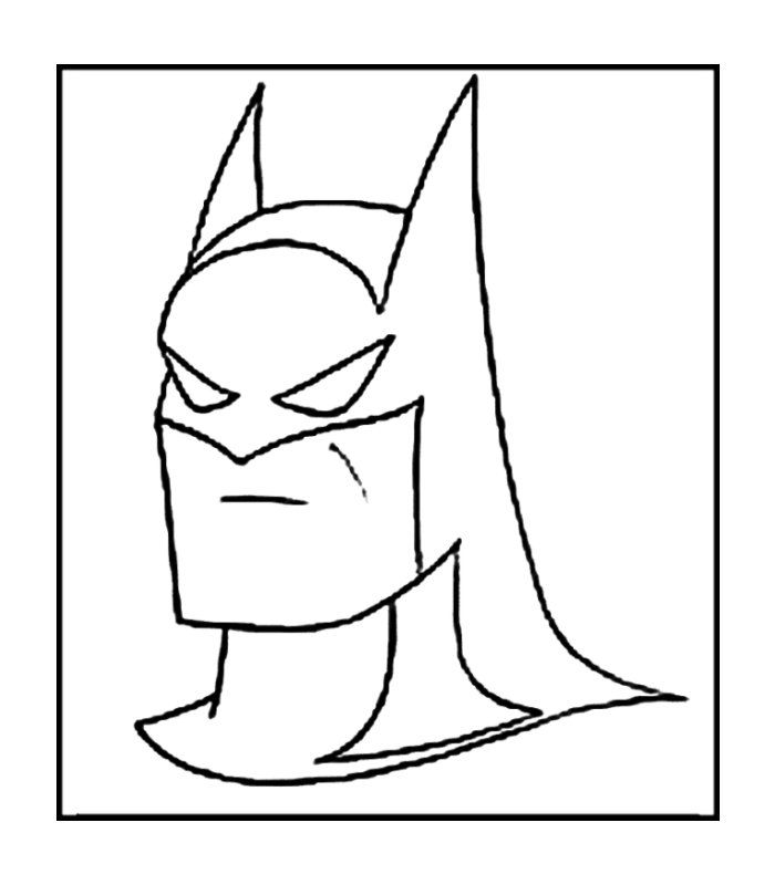 Dessin de batman centerblog - Dessins de batman ...